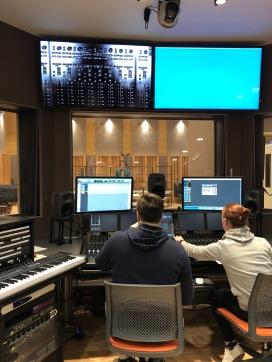 Recording Troposphere (Brianna Buck)
