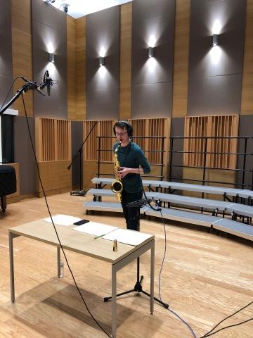 Recording Troposphere (Drew Hosler)