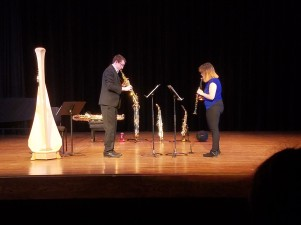 Drew Hosler, Michelle Meyers; Performance of I Have Two Names